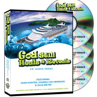 God Still Heals and Reveals: CD set