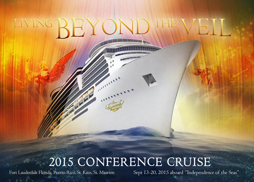 Living Beyond the Veil 2015 Conference Cruise