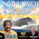 John Benefiel, Jay Swallow - Calling The Watchmen Conference Cruise Alaska