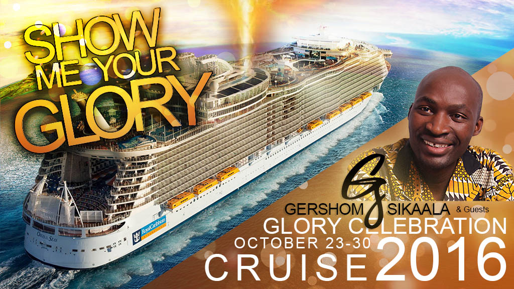 Show Me Your Glory 2016 Cruise