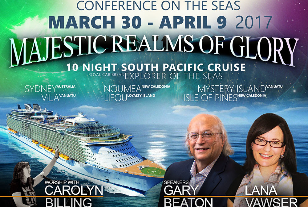 Majestic Realms of Glory 2017 Cruise