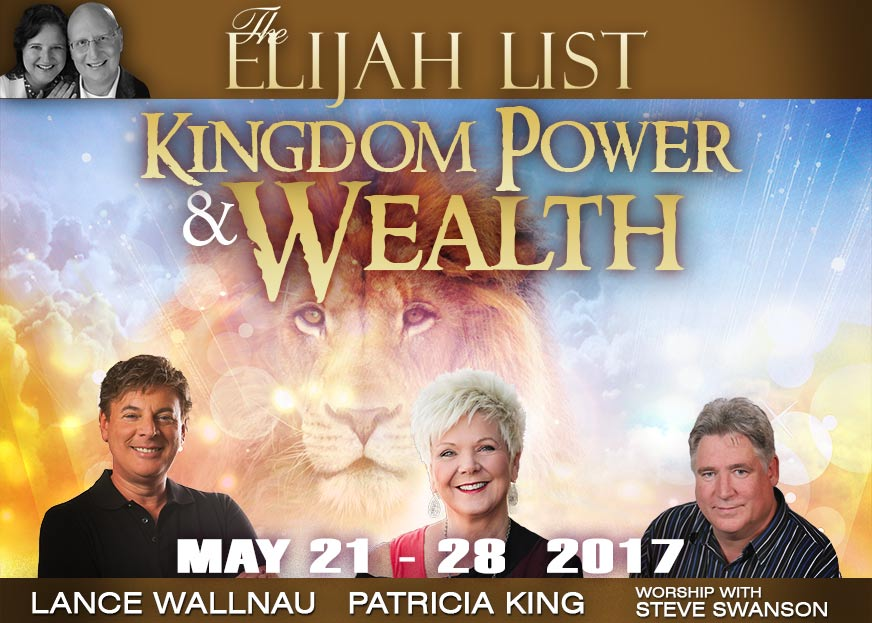 Elijah List – Kingdom Power and Wealth 2017 Cruise