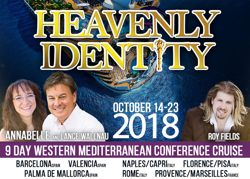 Heavenly Identity – 2018 Cruise