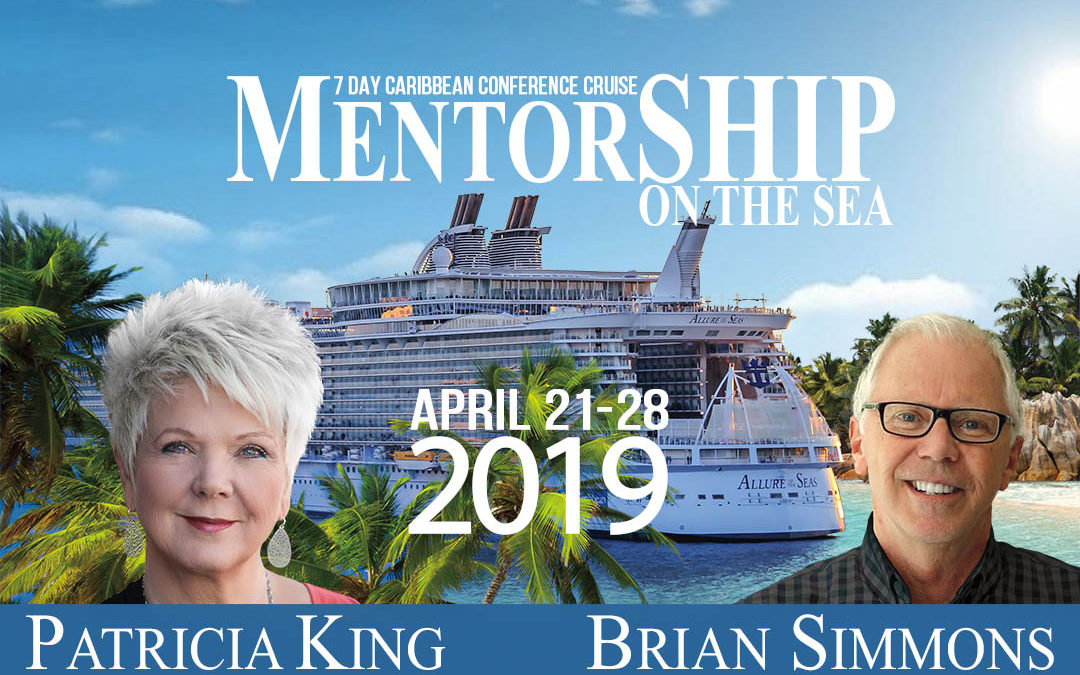 MentorSHIP – Patricia King and Brian Simmons 2019 Cruise
