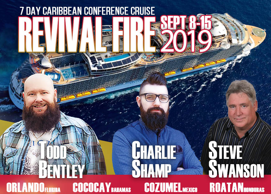 Todd Bentley 2019 Cruise