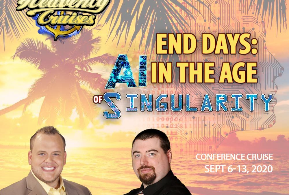 Zach Drew & Joshua Peck Caribbean Cruise 2020 – End Days: AI in the Age of Singularity